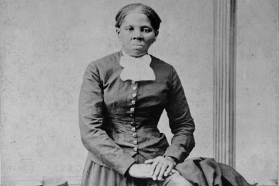 A late 1800s photo of Harriet Tubman.